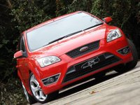 USED 2006 06 FORD FOCUS 2.5 ST-2 5d 225 BHP DRIVES SUPERB A/C VGC