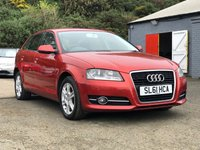USED 2011 61 AUDI A3 1.6 TDI SE 5d 103 BHP £20 ROAD TAX *  FULL YEAR MOT *  CLIMATE CONTROL *  ALLOY WHEELS *  2 KEYS *