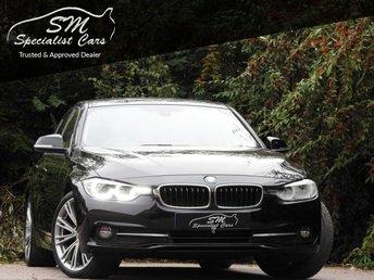 2018 BMW 3 SERIES 2.0 320D ED SPORT 4d AUTO 161 BHP £16990.00