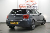 USED 2014 14 BMW 1 SERIES 1.6 116I SPORT 5d 135 BHP GREAT LOW MILEAGE EXAMPLE