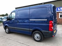 USED 2014 64 VOLKSWAGEN CRAFTER 2.0 CR30 TDI SWB LOW ROOF 109 BHP AIR CON