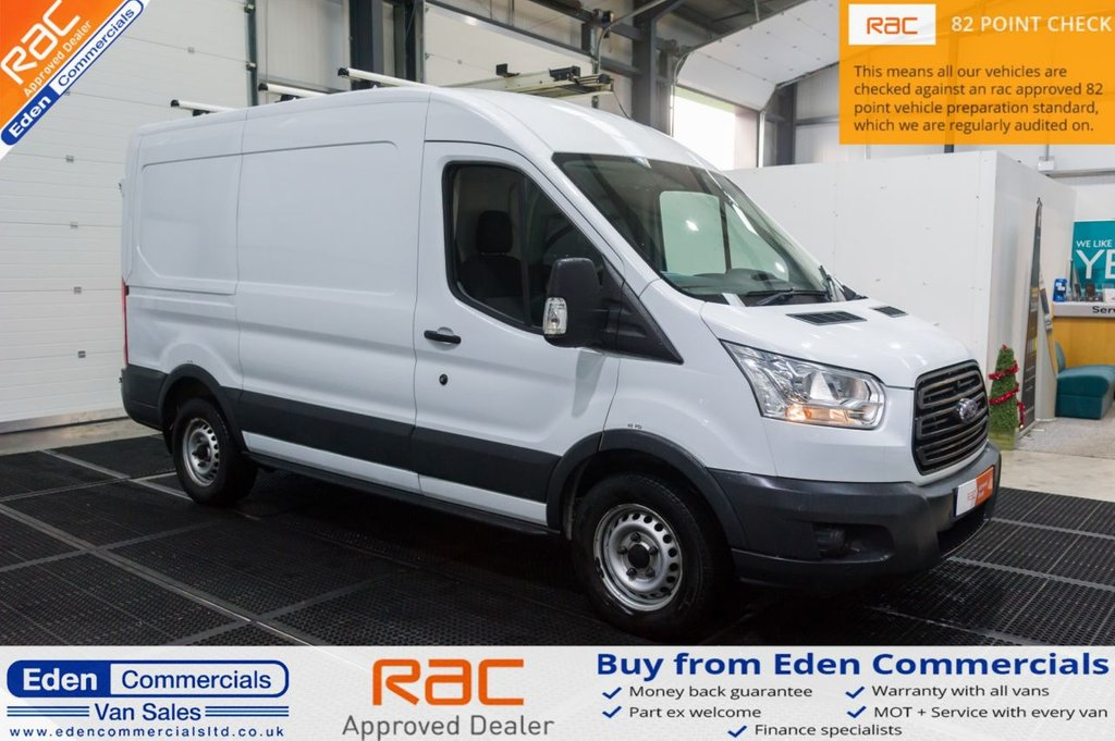 USED 2015 15 FORD TRANSIT 2.2 330 MWB * L2 H2 *