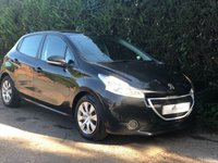USED 2012 62 PEUGEOT 208 1.4 ACCESS PLUS HDI 5d 68 BHP