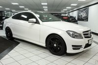 2012 MERCEDES-BENZ C CLASS 2.1 C220 CDI AMG SPORT PLUS AUTO 170 BHP BLUEEFFICIENCY £12950.00