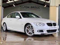 USED 2013 13 BMW 3 SERIES 2.0 320D M SPORT 2d AUTO 181 BHP