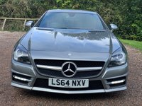 USED 2014 64 MERCEDES-BENZ SLK 2.1 SLK250 CDI BLUEEFFICIENCY AMG SPORT 2d AUTO 204 BHP