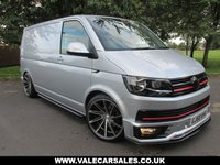2018 VOLKSWAGEN TRANSPORTER 2.0 TDI T30 HIGHLINE (T6 SPEC) GREAT LOOKING VAN £24990.00