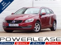 USED 2016 16 VOLVO V60 2.0 D4 BUSINESS EDITION 5d 188 BHP SATNAV P/SENSORS DAB BLUETOOTH