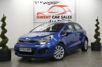 Used KIA RIO for sale in Newport