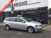 2011 VOLKSWAGEN PASSAT 1.6 S TDI BLUEMOTION TECHNOLOGY 5d 104 BHP £4995.00