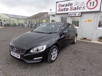 USED 2014 N VOLVO S60 1.6 T3 BUSINESS EDITION 4 DOOR 148 BHP £38 PER WEEK, NO DEPOSIT - SEE FINANCE LINK