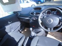 USED 2010 10 RENAULT CLIO 1.1 I-MUSIC 16V 3d 74 BHP GUARANTEED TO BEAT ANY 'WE BUY ANY CAR' VALUATION ON YOUR PART EXCHANGE