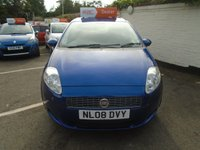 USED 2008 08 FIAT GRANDE PUNTO 1.2 DYNAMIC 8V 5d 65 BHP GUARANTEED TO BEAT ANY 'WE BUY ANY CAR' VALUATION ON YOUR PART EXCHANGE