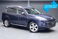 USED 2008 PEUGEOT 4007 2.2 GT  ** XENON LIGHTS, HEATED LEATHER, CRUISE CONTROL **