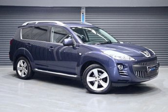 View our PEUGEOT 4007