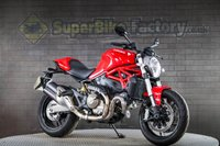 USED 2016 16 DUCATI Monster 821 ALL TYPES OF CREDIT ACCEPTED. GOOD & BAD CREDIT ACCEPTED, 1000+ BIKES IN STOCK