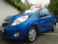 USED 2011 11 CHEVROLET SPARK 1.0 LS 5d 67 BHP GUARANTEED TO BEAT ANY 'WE BUY ANY CAR' VALUATION ON YOUR PART EXCHANGE