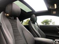 USED 2018 18 MERCEDES-BENZ E CLASS 2.0 E 220 D AMG LINE PREMIUM 2d AUTO 192 BHP