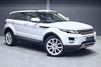 USED 2012 LAND ROVER RANGE ROVER EVOQUE 2.2 TD4 PURE 5d 150 BHP