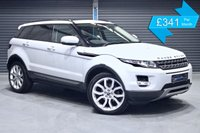 USED 2012 LAND ROVER RANGE ROVER EVOQUE 2.2 TD4 PURE  ** HEATED LEATHER, LOW MILEAGE, MUST BE VIEWED **
