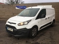2015 FORD TRANSIT CONNECT 1.6 210 P/V 94 BHP 1 Owner  £5999.00