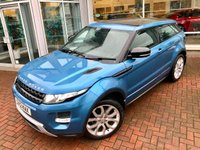 USED 2012 12 LAND ROVER RANGE ROVER EVOQUE 2.0 SI4 DYNAMIC LUX 3d AUTO 240 BHP