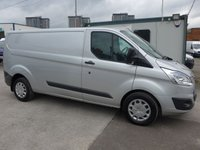 USED 2015 65 FORD TRANSIT CUSTOM 2.2 330 TREND LOW ROOF, 153 BHP [EURO 5]