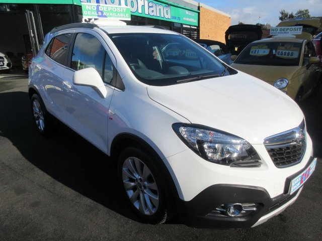 USED 2014 64 VAUXHALL MOKKA 1.7 SE CDTI 5d AUTO 128 BHP **BUY NOW PAY NEXT YEAR**