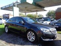 2014 VAUXHALL INSIGNIA 2.0 SRI CDTI 5d AUTO 160 BHP £6295.00