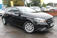 USED 2015 65 MERCEDES-BENZ A CLASS 1.5 A180 CDI BLUEEFFICIENCY SE 5d 109 BHP FREE ROAD TAX - EXCELLENT SERVICE HISTORY - 3 STAMPS