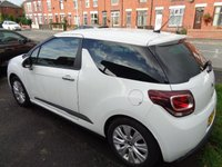 USED 2014 14 CITROEN DS3 1.6 E-HDI DSTYLE 3d 90 BHP