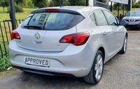 USED 2015 15 VAUXHALL ASTRA 1.6 SRI 5d AUTO 115 BHP