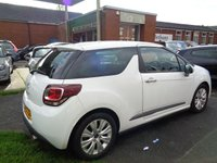 USED 2014 CITROEN DS3 1.6 E-HDI DSTYLE 3d 90 BHP