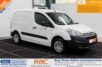 USED 2017 17 CITROEN BERLINGO 1.6 625 ENTERPRISE L1 EURO 6 * 3 SEATS * AIR CON
