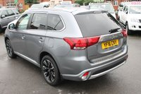 USED 2016 16 MITSUBISHI OUTLANDER 2.0 PHEV GX 4H 5d AUTO 161 BHP FULL MAIN DEALER SERVICE HISTORY - JUST ONE OWNER - EXCELLENT SPECIFICATION