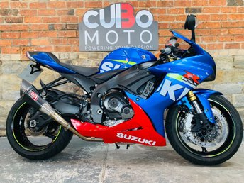 2016 SUZUKI GSXR750 L6 MotoGP Edition £6990.00