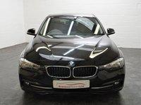 USED 2016 16 BMW 3 SERIES 2.0 320D ED SPORT 4d AUTO 161 BHP FULL HEATED LEATHER + FULL HISTORY + 1 OWNER + SAT NAV
