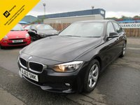 2013 BMW 3 SERIES 2.0 320D EFFICIENTDYNAMICS 4d 161 BHP £6995.00