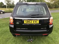 USED 2012 62 LAND ROVER FREELANDER 2.2 TD4 GS BLACK/BLACK LEATHER HEATED SEATS CRUISE