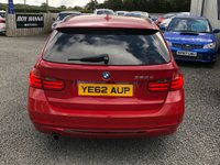USED 2012 62 BMW 3 SERIES 2.0 320D SPORT TOURING 5d AUTO 181 BHP