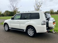 USED 2010 10 MITSUBISHI SHOGUN 3.2 DI-D ELEGANCE AUTO 197 BHP 7 SEATER 5DR ESTATE +SAT NAV+P/SENSORS+SUNROOF+