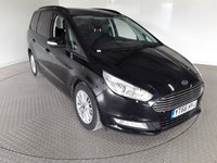 USED 2016 66 FORD GALAXY 2.0 ZETEC TDCI 5d AUTO 148 BHP 1 OWNER/EURO 6/TOTAL HISTORY/PCO READY