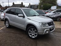 USED 2010 10 SUZUKI GRAND VITARA 1.9 SZ5 DDIS 5d 129 BHP LOW MILEAGE DIESEL WITH FULL DEALER SERVICE HISTORY