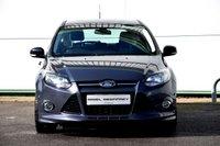 USED 2014 14 FORD FOCUS 1.6 ZETEC S TDCI 5d 113 BHP SAT NAV - FSH - £3000 EXTRAS