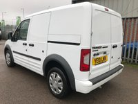 USED 2010 10 FORD TRANSIT CONNECT T200 90PS FACELIFT SWB TREND **NO VAT**