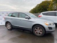 USED 2010 60 VOLVO XC60 2.4 D5 SE LUX NAV AWD AUTO 205 BHP PAN ROOF