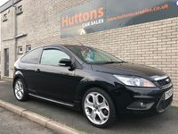 USED 2009 09 FORD FOCUS 2.0 ZETEC S S/S 3d 144 BHP