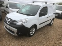 USED 2014 64 RENAULT KANGOO 1.5 ML19 SPORT DCI 90 BHP ONLY 35000 MILES * SPORT * AIR/CON * SAT/NAV * ALLOY WHEELS