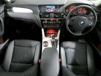 USED 2016 66 BMW X3 2.0 xDrive20d SE 5d Auto 188 bhp [£3,325 OPTIONS] CAMERA XENONS SERVOTRONIC FBSH