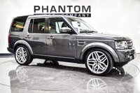 USED 2013 63 LAND ROVER DISCOVERY 3.0 SDV6 XS 5d AUTO 255 BHP
